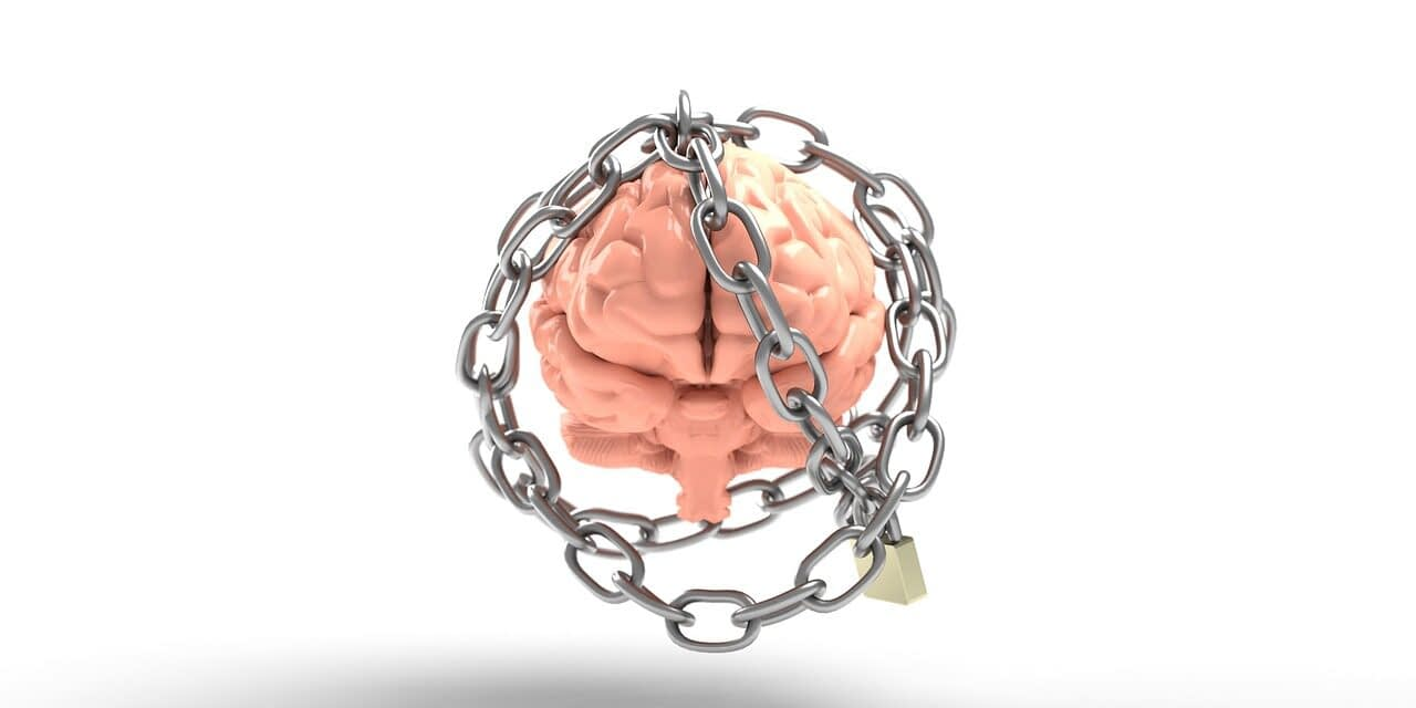 brain, chains, mental